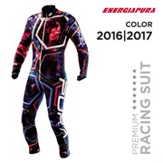 Energia Pura Комбинезон спусковой Thermo Color Junior Race Suit Y654 JR (2016/2017)