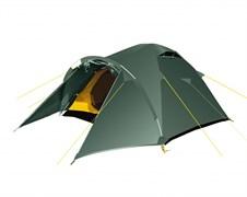 Btrace Палатка Challenge 3
