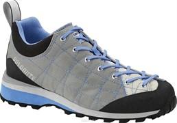 Dolomite Ботинки для треккинга (низкие) Diagonal Lite Wmn Pewter Grey/Marina Blue (2017/2018)