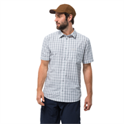 Jack Wolfskin Рубашка с к/рук. HOT SPRINGS SHIRT M (Муж,2018/2019)