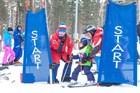 Заключительный этап детских соревнований «Снежные бобронавты»