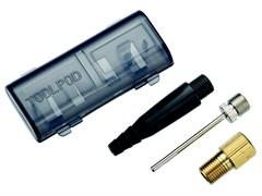 BBB Комплект игл в кейсе Valve Adapter kit ()