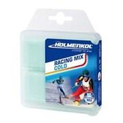 Holmenkol Парафин высокофтористый RACING MIX Cold 2x35г