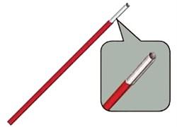 Btrace Сегменты дуги алюминий (9,5мм), длина 50 см