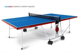 Теннисный стол START LINE Compact EXPERT Indoor Blue