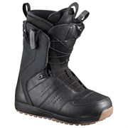 Salomon Ботинки с/б LAUNCH Black (2018/2019)