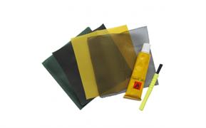 Btrace Ремкомплект для палатки (заплаты всех тканей + клей) (2018/2019)