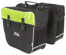 M-Wave Велосумка-штаны с креплением на багажник, р-р 34х17х30 см