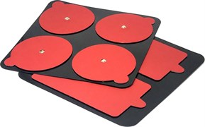 Сменные электроды PowerDot для миостимулятора 2.0 (красные)