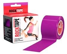 Кинезиотейп RockTape Classic, 5см х 5м, (фиолетовый)
